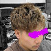 ブリーチ毛×ツイスパ